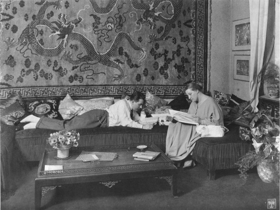 Fritz Lang y su esposa Thea von Harbou escribieron juntos el guión de la película