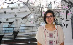 """Sara Fratini: """"Si res et molesta, dóna-li la volta i…"""