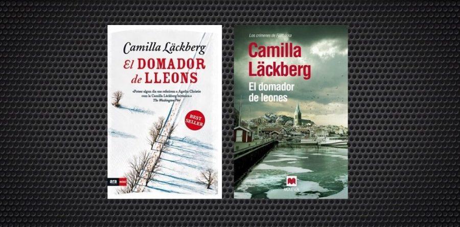 Camilla Lackberg El domador de lleons