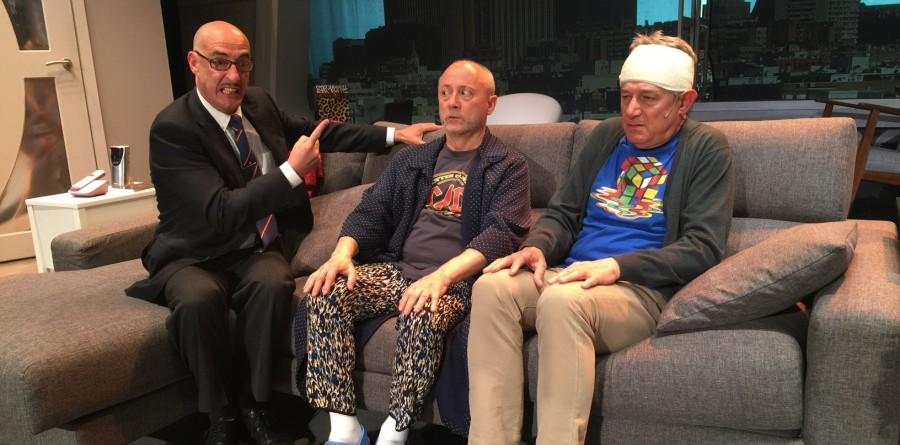 Felisuco, Alfredo Cernuda i Josema Yuste