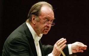 Mor Nikolaus Harnoncourt, pioner de la interpretació musical historicista