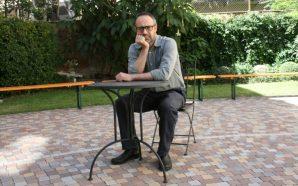 """Niccolò Ammaniti: """"L'esperança és el que ha salvat la humanitat…"""