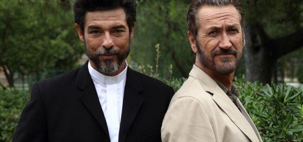 Alessandro Gassman i Marco Giallini són la parella còmica de la pel·lícula.