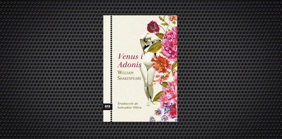 Venus i Adonis William Shakespeare def