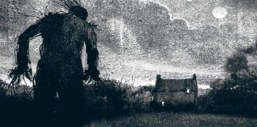 Una de les il·lustracions de Jim Kay que acompanyen el text de Patrick Ness