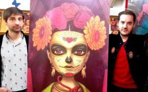 """Benjamin Lacombe: """"Frida Kahlo és l'exemple de què les dificultats…"""