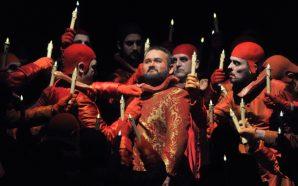 Un 'Rigoletto' amb repartiment de luxe al Liceu