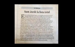 El que 'La Vanguardia' ha dit de 'Llegir en cas…