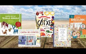 5 llibres infantils per a no avorrir-se aquest estiu