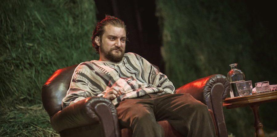 Iván Morales La Villarroel 'La calavera de Connemara' de Martin McDonagh teatro teatre irlanda theatre