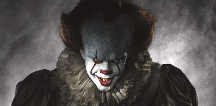stephen king it Pennywise Andrés Muschietti Bill Skarsgård