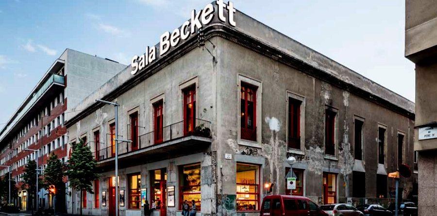 sala beckett flores i prats arquitectura arquitectos ricardo flores eva prats pau i justicia barcelona