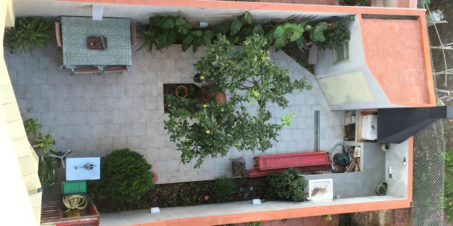 Casa Providència, Badalona, Arquitectura, Flores i Prats