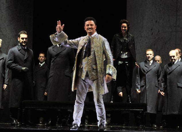 Un ballo in maschera Giuseppe Verdi música òpera liceu