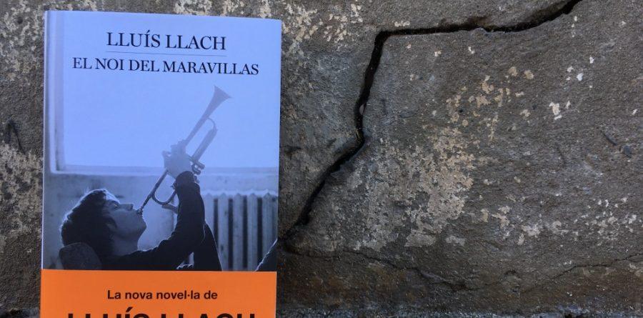 Lluís Llach publica 'El noi del Maravillas'