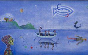 Les criatures diabòliques de Joan Ponç desfilen a La Pedrera