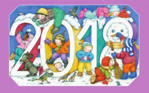 Calendaris que acompanyaran nens i joves aquest 2018