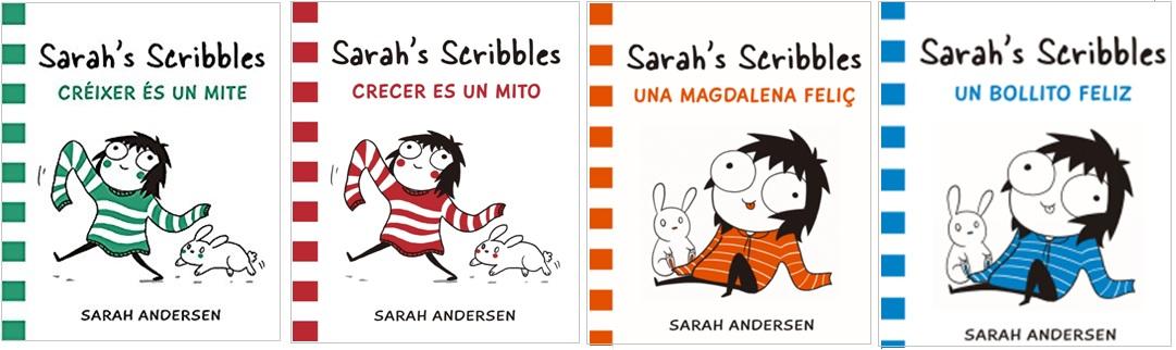 llibres sarah andersen