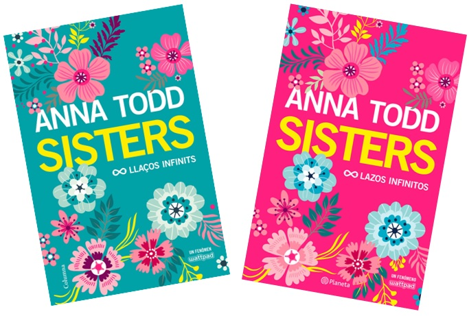 sisters anna todd