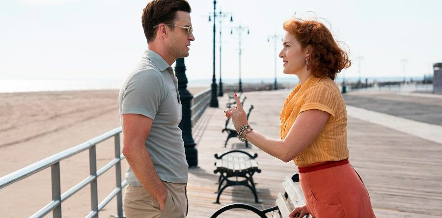 Wonder Wheel Justin Timberlake Kate Winslet