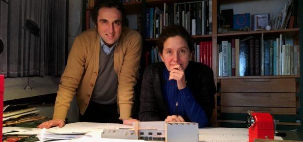 Ricardo Flores i Eva Prats