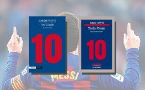 Un Messi de llibre!