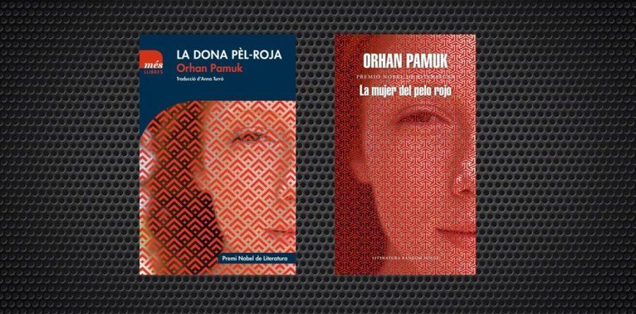 la dona pel-roja orhan pamuk