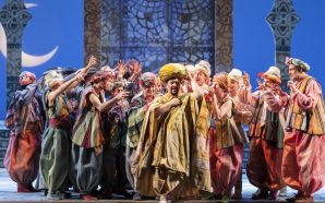 'L'italiana in Algeri' de Rossini capgira el Liceu