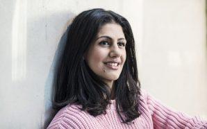 """Golnaz Hashemzadeh Bonde: """"Temo que puguin envair l'Iran i destrueixin…"""