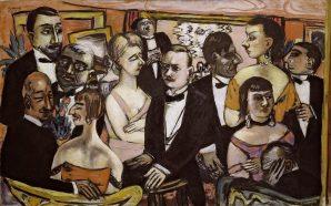 L'art existencial i pessimista de Max Beckmann a CaixaForum