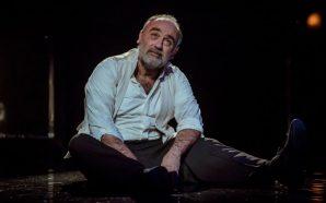 'L'últim acte', el declivi d'un actor al Teatre Goya