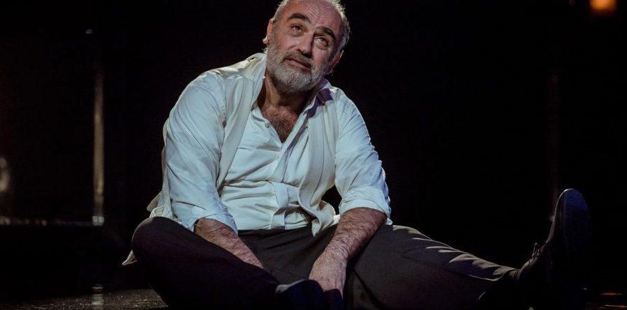 L'actor Francesc Orella protagonitza l'obra.
