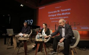 Vila-Matas i Tavares, lluny de la 'literatura per a gent…