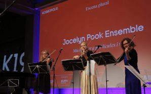 Tancar els ulls i escoltar la música de Jocelyn Pook