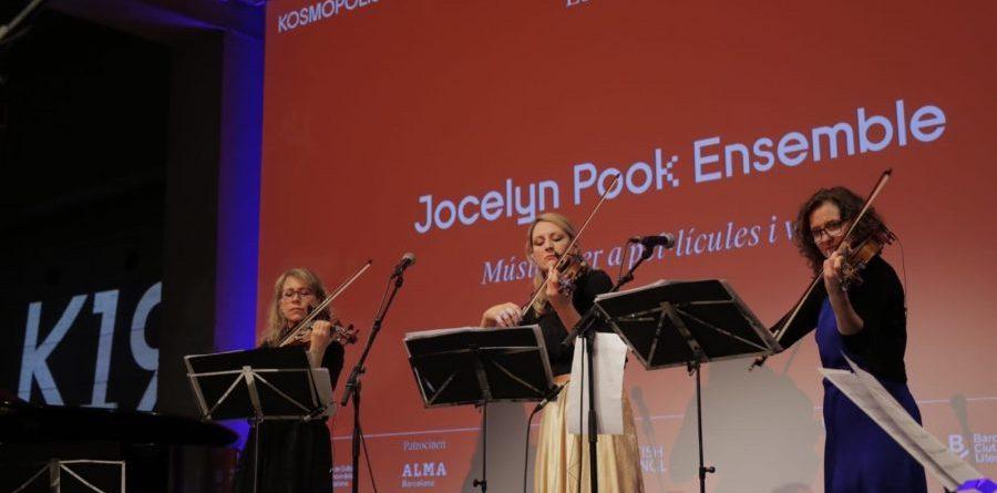 Jocelyn Pook