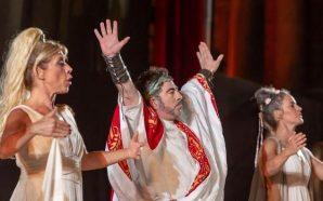 Una paròdia de 'Ben-Hur' al Teatre Coliseum