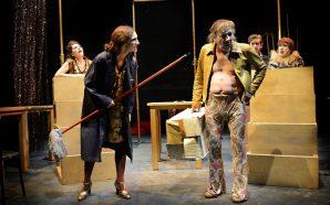 Teatre i decadència a 'El desguace de las musas'