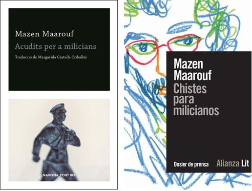 Mazen Maarouf Acudits per a milicians