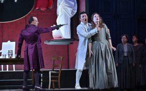 'Luisa Miller' i Rodolfo enamoren al Liceu