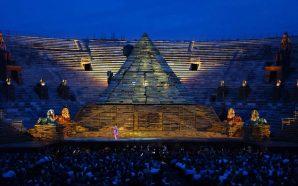 Òpera a l'Arena de Verona