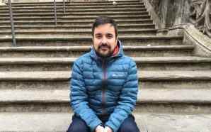 """Daniel Álvarez: """"Les editorials necessitem que s'ensenyi als estudiants a…"""