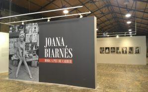 Joana Biarnés, la fotògrafa que disparava amb el cor