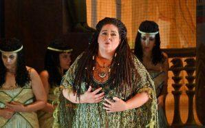 Radamès condemna 'Aida'