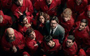 L'emocionant i inversemblant 'casa de papel' de Netflix