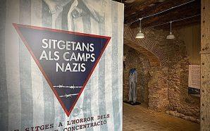 Sitges exposa la memòria dels seus deportats als camps nazis
